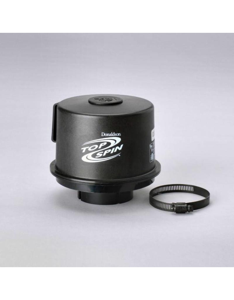 Schnorchelkopf Donaldson Zyklonfilter  Top Spin 162 mm