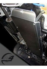 Mercedes Sprinter 906 4x4 Aluminium-protection/ skid plate  for fuel tank