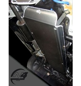 Mercedes Sprinter 906 4x4 Aluminium-protection/ skid plate for fuel tank