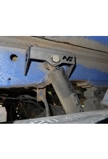 Mercedes Sprinter II / III 4x4 Verstärkung des hinteren oberen Stoßdämpferbefestigungspunktes