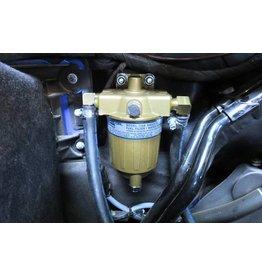 N4 mounting kit for RACOR diesel prefilter Sprinter II/III