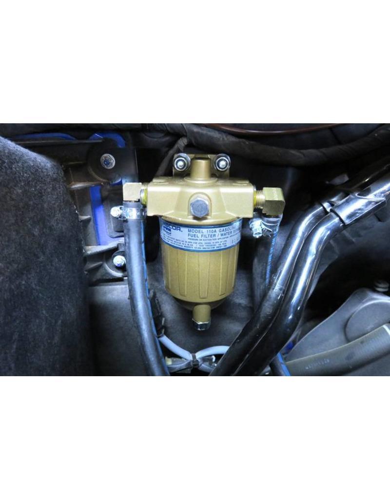 N4 Montageset für RACOR RA110/RA120 Serie Dieselvorfilter Sprinter II/III