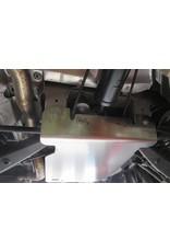 N4 Aluminium-Schutzplatte Differential 6 mm VW T5/T6 4 motion