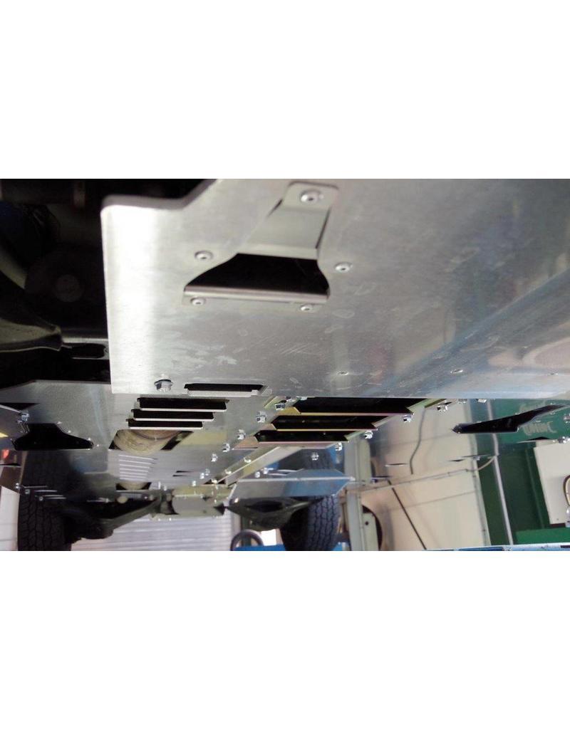 """Unterfahrschutz """"Getriebe-Differenzial"""", passend für Vito 447 4WD"""