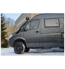 Aluminium Schnorchel Mercedes Sprinter / VW Crafter