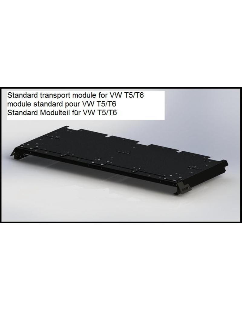 Standardmodulteil für GTV-GMB VW T5/6 Dachgepäckträgersystem