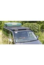 Modulteil Heckblende standard als hinterer Abschluss des GTV-GMB VW T5/6 Dachgepäckträgersystem