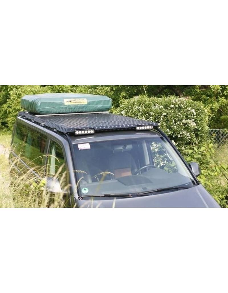 "front module ""spoiler"" for the GTV-GMB VW T5/6 modular roof rack system"