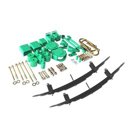 SPRINTER 4x4 NCV3 /W906 kit rehausse de 5,1 cm