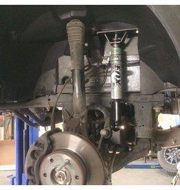 STAGE 1 FOX RACING Zusatz Stoßdämpferkit VORDERACHSE  für Mercedes Sprinter 4x4 NCV3 /W906