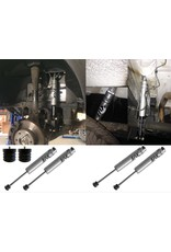 STAGE 1 FOX RACING SHOCK KIT package (front/rear) for Mercedes Sprinter 4x4 NCV3 /W906