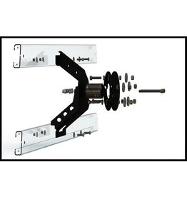 Module porte roue pour notre GTV-GMB système modulable VW T5/T6