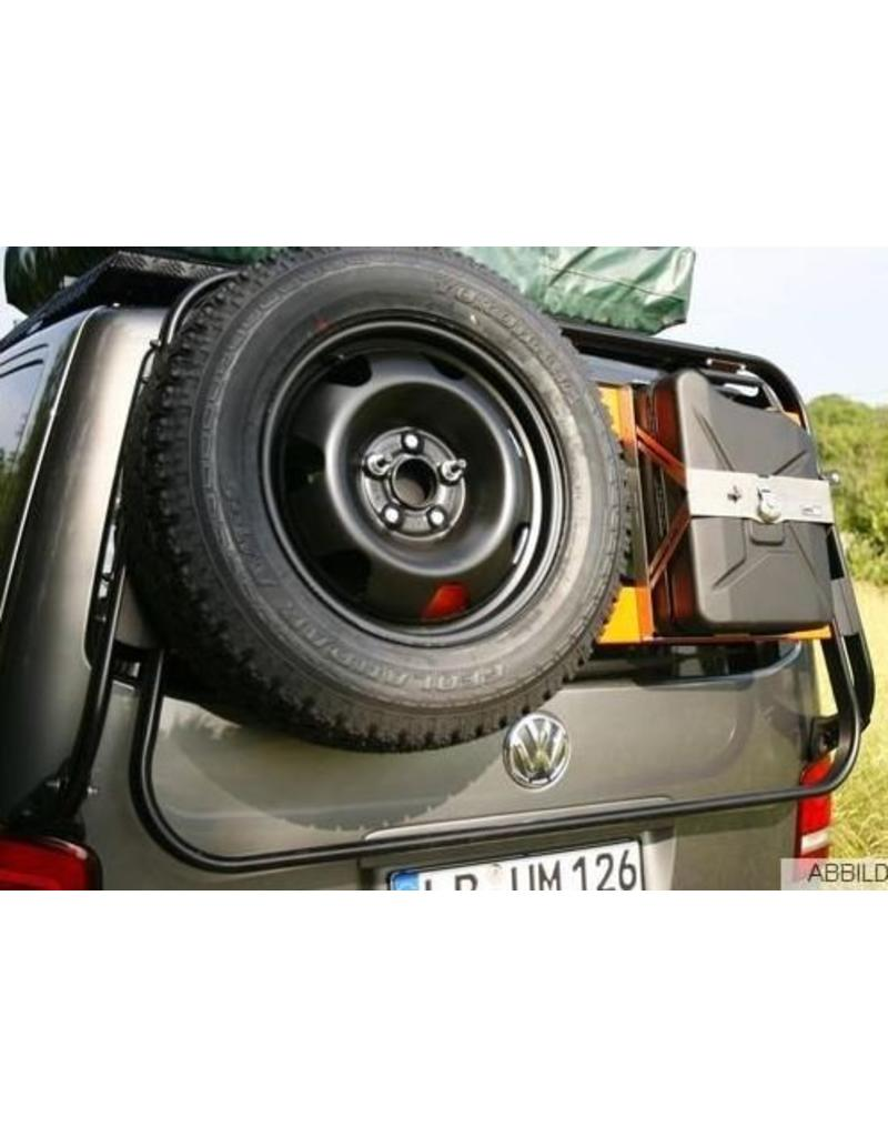 Module porte bidon pour notre GTV-GMB système modulable VW T5/T6