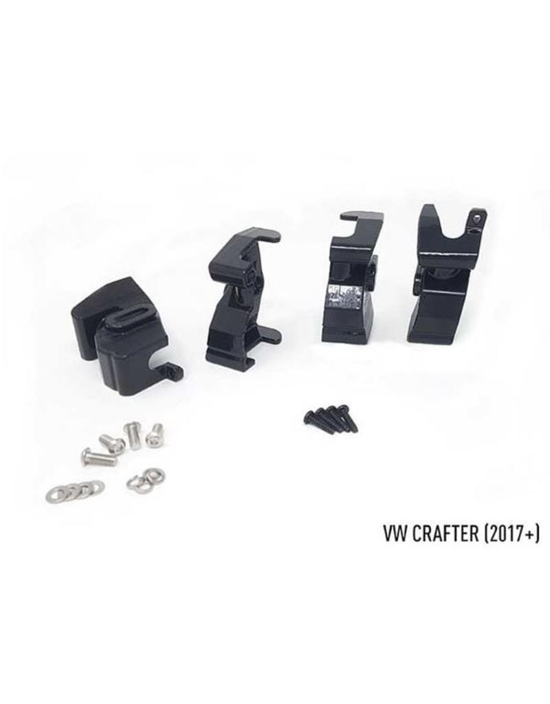 Kit intégration Lazer homologué Feux de route VW CRAFTER