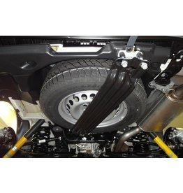 Unterflur Ersatzradhalter für größere Reifen T5/T6