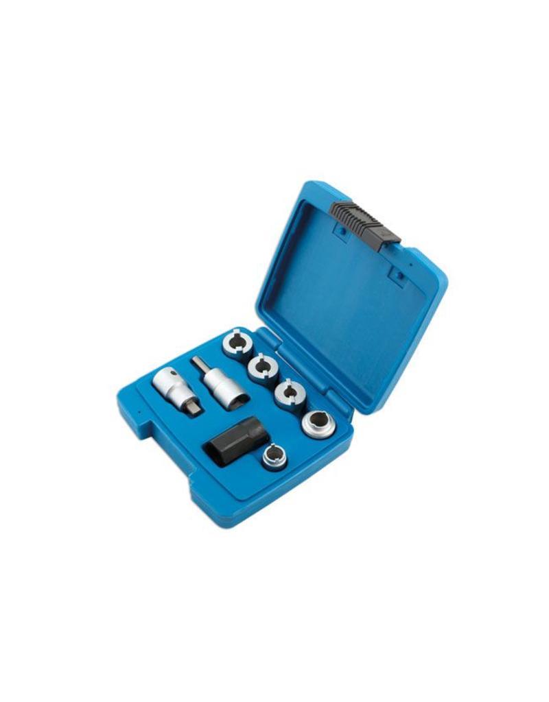 Kit d'outils pour amortisseur 8 pièces