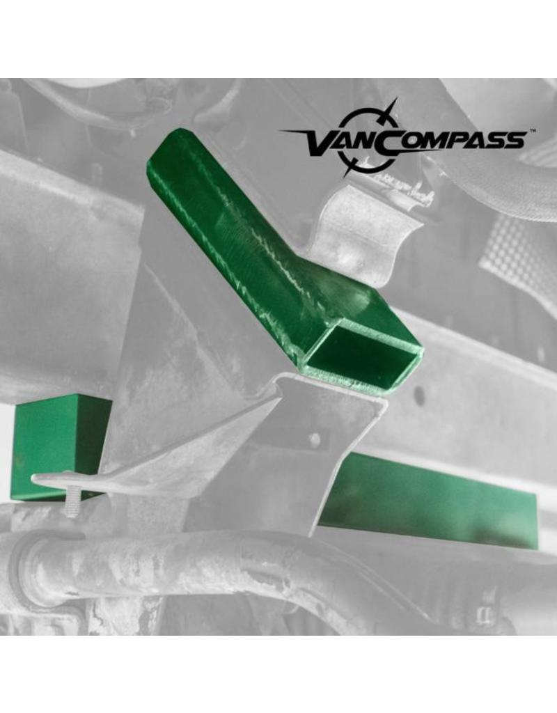 "VAN COMPASS™ SPRINTER T1N 2WD Vorderachse 2.0"" Fahrwerkshöherlegung ('94-'06)"