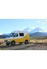 "VAN COMPASS™ (FRONT ONLY) SPRINTER T1N 2WD 2.0"" SUSPENSION LIFT SYSTEM ('94-'06)"