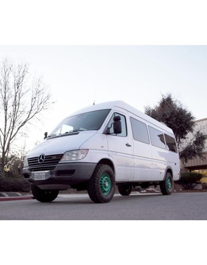 "VAN COMPASS™ SCOUT SPRINTER T1N 2WD Komplettset 2.0"" Fahrwerkshöherlegung"