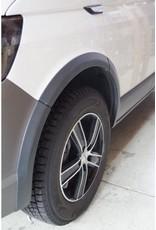 Montage Protection d'ailes /enjoliveurs de passage de roue