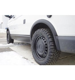 Fender flares for VOLKSWAGEN T5