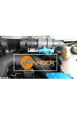 Einbau des Umbaukits Wasser-Zusatzheizung für mehr Wattiefe,  VW T5 /6