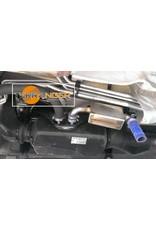 Montage: Silencieux étanche à l'eau pour réchauffeur d'air, adaptable sur VW T5 / T6