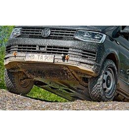 verstärkte Abschleppösen, vorne, passend für VW T6
