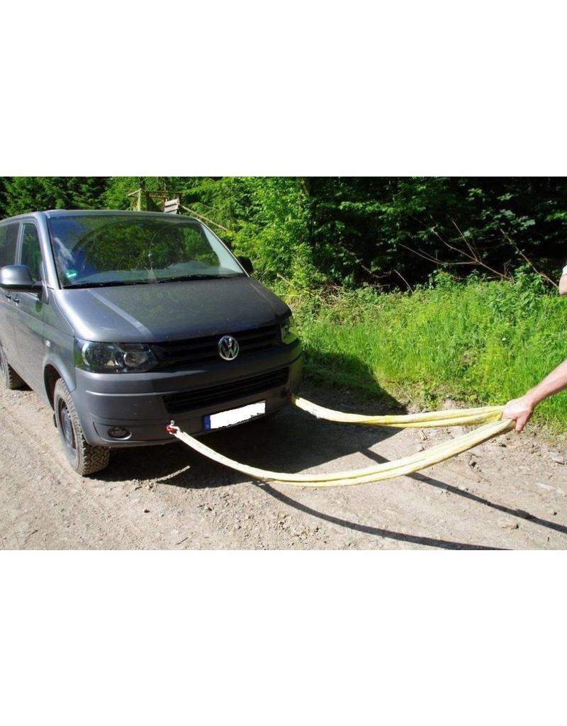 TERRANGER verstärkte Abschleppösen, vorne, passend für VW T5