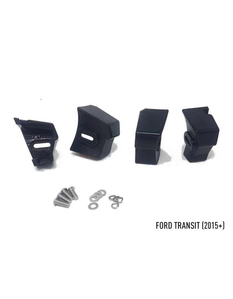 Kit intégration Lazer homologué Feux de route FORD TRANSIT 2015+