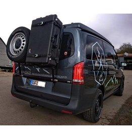 "système porte-bagage-hayon ""modulaire"" Mercedes VITO/VIANO 447"
