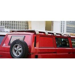 GTV-GMB VW T3 galerie de toit modulaire - kit complet noir