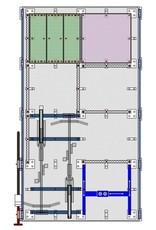 GTV-GMB VW T3 modulares Dachgepäckträgersystem komplett - schwarz gepulvert