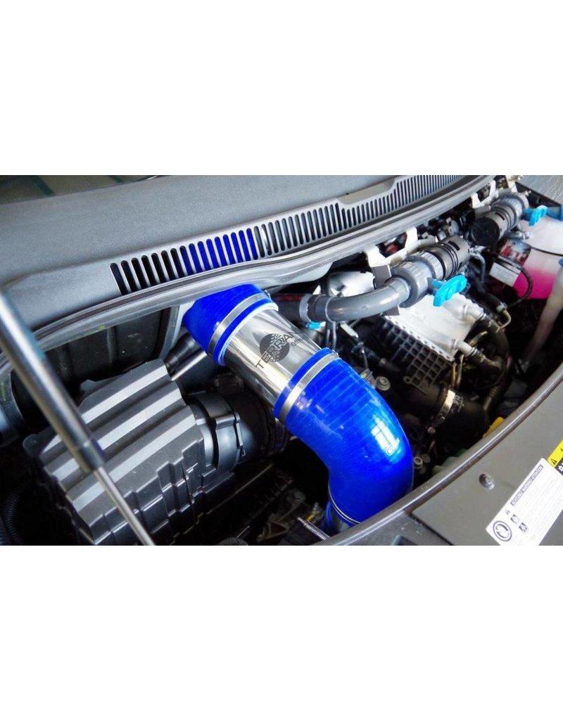 Einbau: TERRANGER Motor-Luftansaugung, erhöht, für VW T6