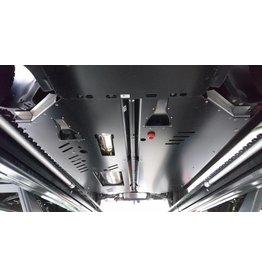 VW T6 Plaque de protection réservoir à différentiel