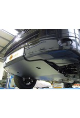 VW T5.1 black powder coated protection for engine and gearbox