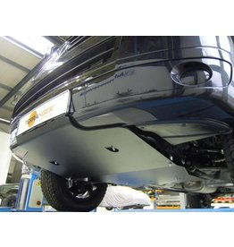 VW T5.1 black protection for engine and gearbox