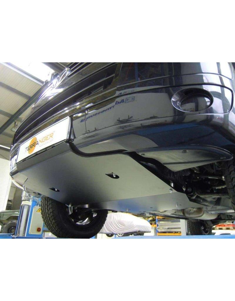 VW T5.2 Plaque de protection noir pour moteur et boîte de vitesses