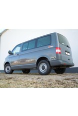 VW T5 protection tank to differential