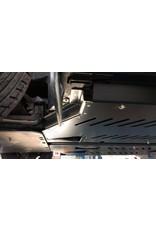 VW T5 Unterfahrschutz Tank bis Differential - kurzer Radstand