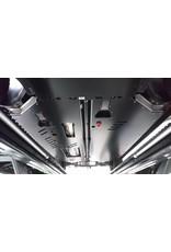 VW T5 Plaque de protection réservoir à différentiel - empattement court