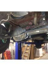 VAN COMPASS Mercedes Sprinter 906 4x4 Unterfahrschutz Hinterachsdifferential Stahl 5mm
