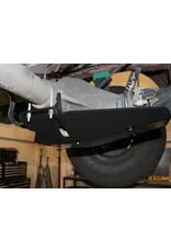 VAN COMPASS Mercedes Sprinter 906 /907 steel (5mm) - protection/ skid plate for differentiel