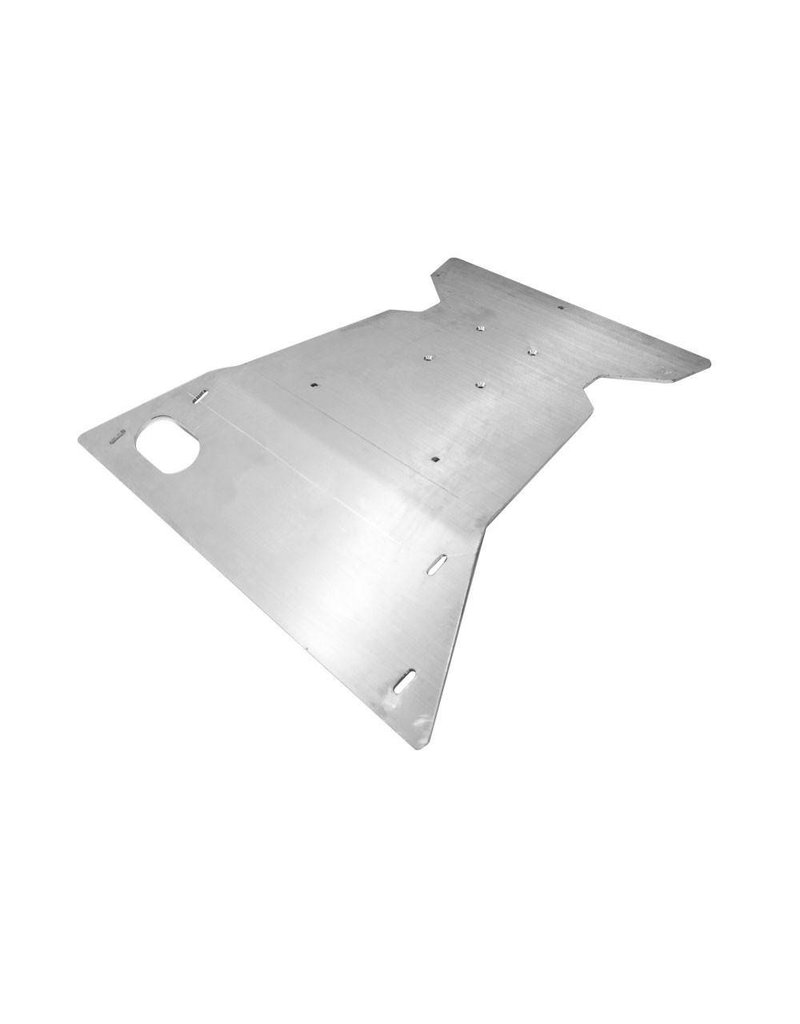 VAN COMPASS skid plate /engine protection for Mercedes Sprinter 906 4x4 -  Aluminum 6 mm and steel 5 mm