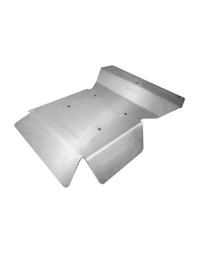 VAN COMPASS Mercedes Sprinter 906/907 4x4 Aluminium-protection/ skid plate for transfer case