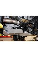 Mercedes Sprinter 906/907 4x4 Unterfahrschutz Verteilergetriebe Alu 6 mm