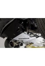 Mercedes Sprinter 906 4x4 Unterfahrschutz Verteilergetriebe Alu 8 mm - Copy