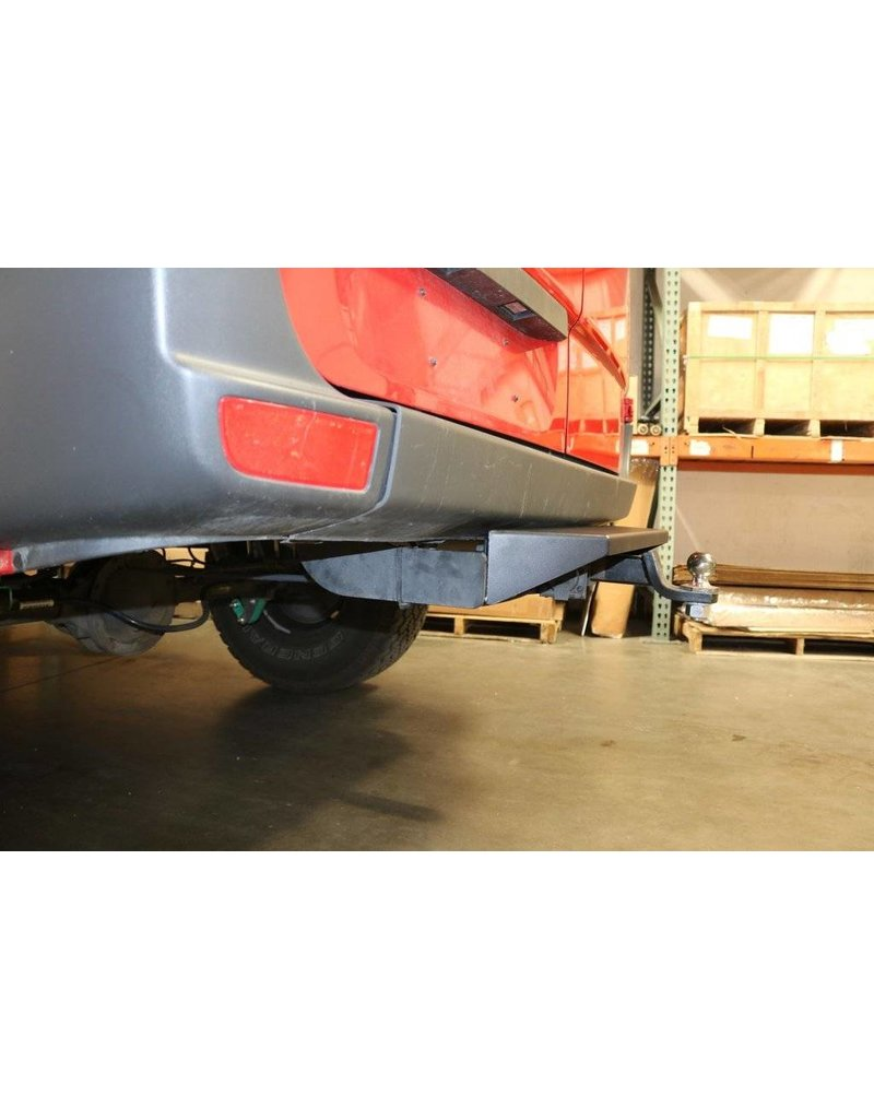 VAN COMPASS Sprinter 906 rear hitch step