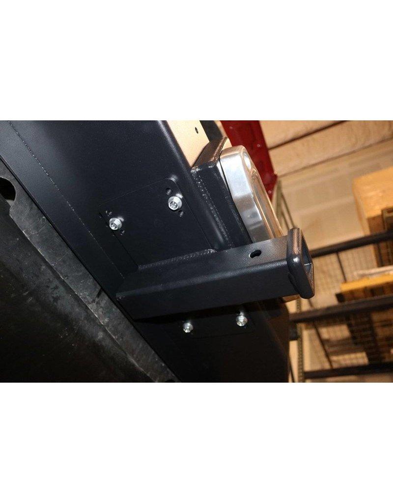 VAN COMPASS™ MERCEDES SPRINTER 906 (3xx/4xx) Front Seilwindenstoßstange / Hidden winch mount