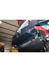 VAN COMPASS™ MERCEDES SPRINTER  906 FRONT WINCH BUMPER HIDDEN WINCH MOUNT